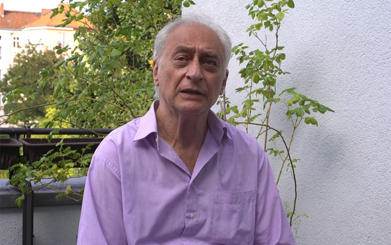 Interview mit Safter Cinar-Mit offenem Blick